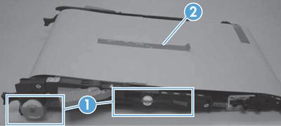 Reinstall the intermediate transfer belt