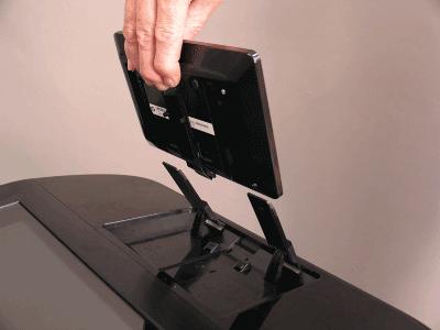 Remove the control panel