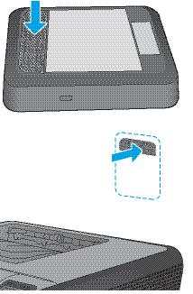Attach fastener strips