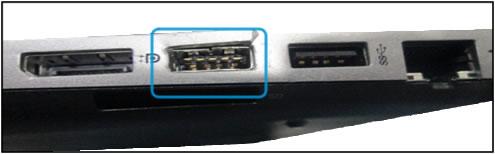 Danno alla porta USB