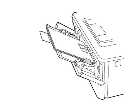 Paper orientation