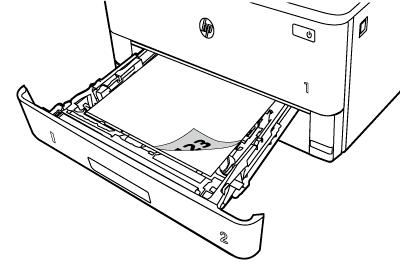Orientação do papel