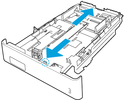 Extend tray
