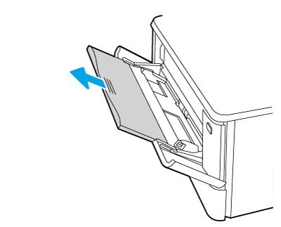 Deslice la extensión de la bandeja hacia fuera