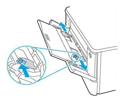 打開紙張導板