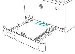Orientamento della carta preforata