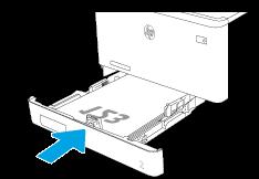Orientación del papel para imprimir a dos caras