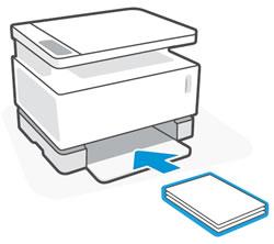 Ładowanie papieru