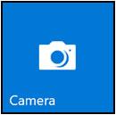 Camera-tegel