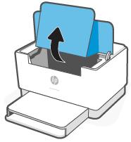 Ouverture du panneau d'accès à la cartouche