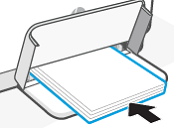 Загрузка бумаги