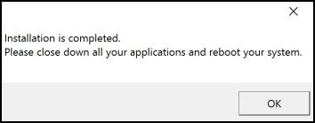 Lijst met opnieuw te installeren stuurprogramma's
