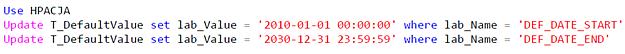 Script text to copy/paste