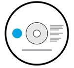 Printer software CD