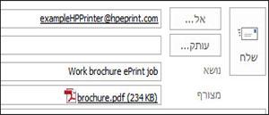 דוגמה של דואל עבודת ePrint