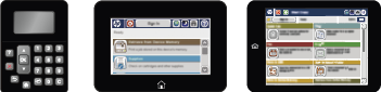 Panneaux de commande HP FutureSmart3