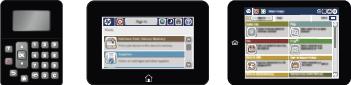 HP FutureSmart 3 控制面板