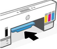 重新插入雙面列印裝置底板