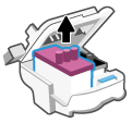 A nyomtatófej eltávolítása