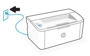 Připojení napájecího kabelu